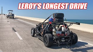 Download STREET DRIVING Leroy an Hour to the Dragstrip... Attempting to Race and Drive Home! +the V1 Breaks.. Mp3 and Videos