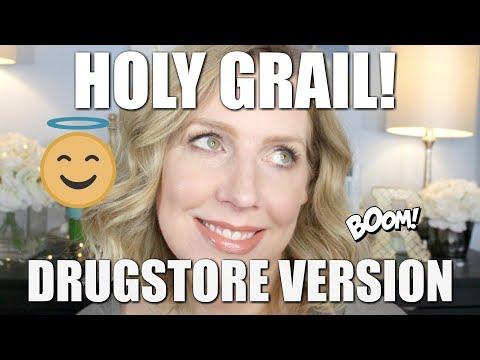HOLY GRAIL! DRUGSTORE VERSION | 2018