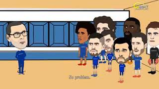 Funny Football comedy latest
