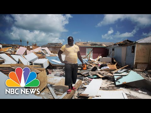 After Hurricane Dorian's Destruction In The Bahamas, Search And Rescue Begins | NBC News