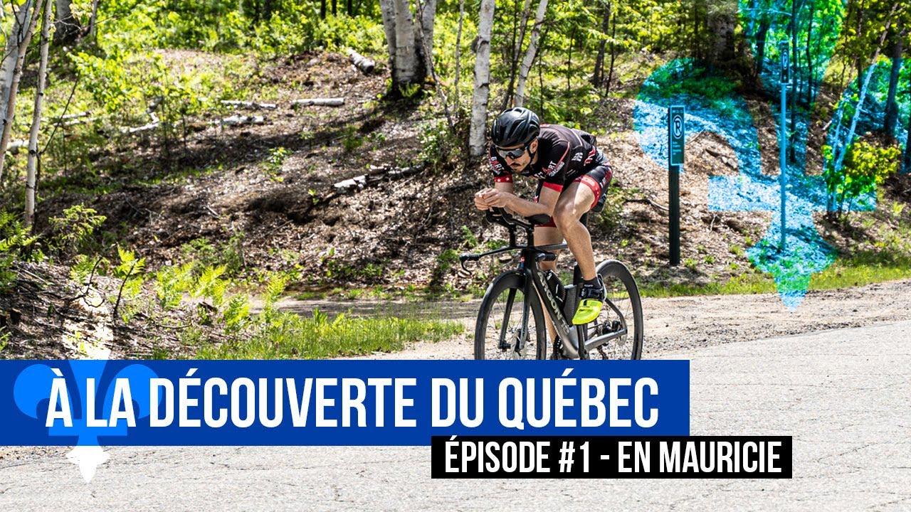 À la découverte du Québec à vélo #Épisode1 : Montreal-Trois-Rivières (113km)