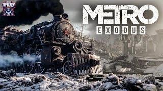 Покатаемся на метрЕ # Metro Exodus # Стрим