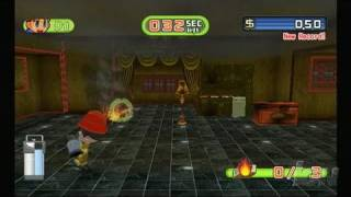 Help Wanted: 50 Wacky Jobs Nintendo Wii Video - Fight Fire With... Water.