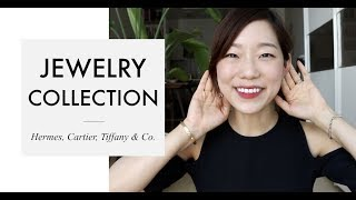 💍MY JEWELRY COLLECTION (feat. Hermes, Tiffany & Co., Van Cleef & Arpels) | 쥬얼리 컬렉션 | GOONINWIFE