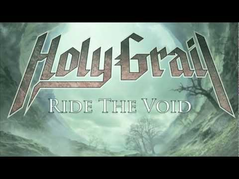 HOLY GRAIL - Ride The Void (OFFICIAL LYRIC VIDEO)