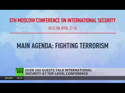 Moscow conference on intl security gathers 500+ delegates from 80+ countries
