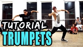 TRUMPETS - Jason Derulo Dance TUTORIAL | @MattSteffanina Choreography (How To: Hip Hop)