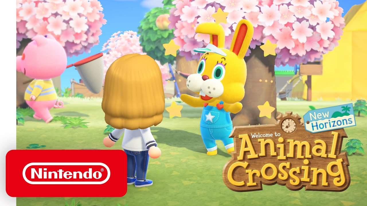 Animal Crossing: New Horizons - Bunny Day Event - Nintendo Switch - Nintendo
