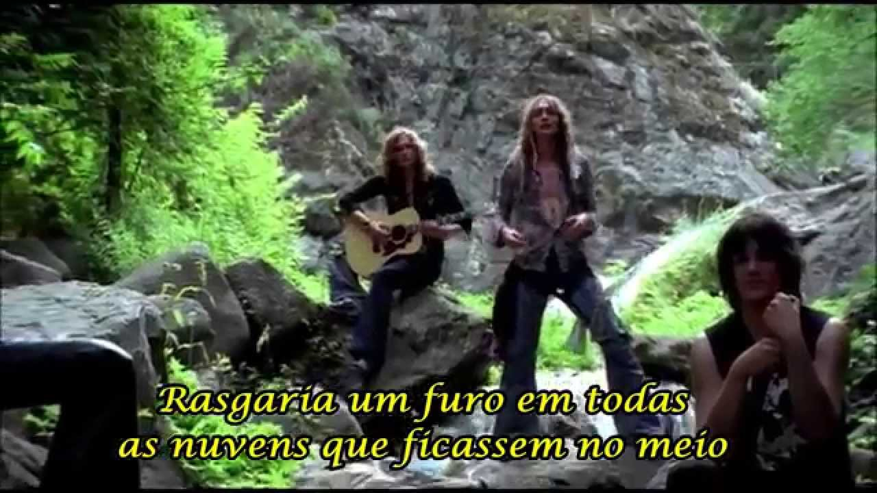 The Darkness Love Is Only A Feeling Tradução Youtube