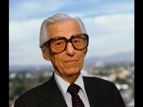 Lew Wasserman - MCA Universal Studios - Studio Head & Talent Agent