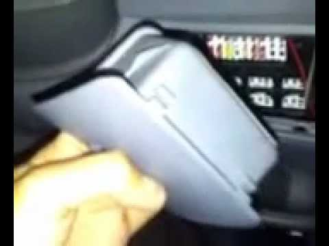 Hyundai Matrix interior fuse box - YouTube