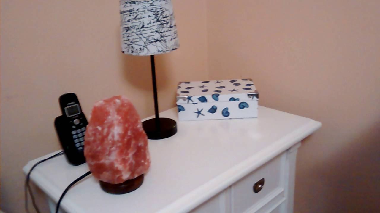 Homegoods Himalayan Salt Lamp $12.99 - YouTube