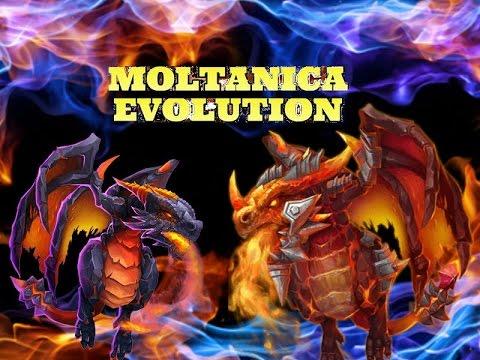 Castle Clash: Evolving Moltanica