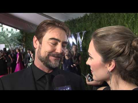 Red Carpet: Nathaniel Parker 2015