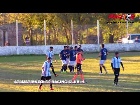 GOLES MATIENZO VS RACOING CLUB 2018