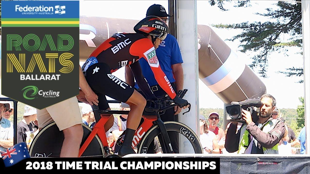 d649b3d5fbaca 2018 Australian Elite National Time Trial Championships - Jan 5th 2018