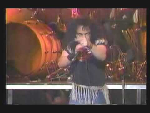 Ronnie James DIO - Straight Through The Heart @ Rock Palace