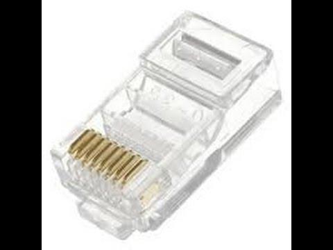 Как подключить коннектор на интернет кабель