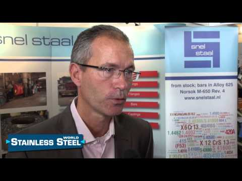 Snel Staal celebrating forty years in the steel business