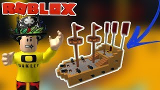 ROBLOX Build A Boat For Treasure ft Amigos + Sorteio de ROBUX