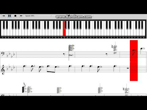 Pharrell Williams - Happy Piano Tutorial with Sheet Music