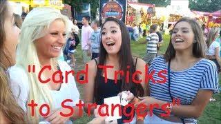 """""""Card Tricks to Strangers"""" Teaser Trailer -Season 2"""