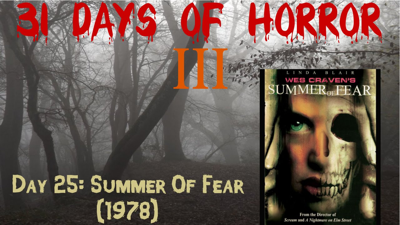summer of fear 1978