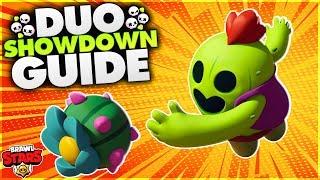 Duo Showdown Guide - BEST Duo Showdown Tips u0026 Strategy [Brawl Stars]