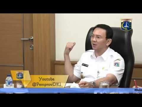 13 Juli 2016 Gub Basuki T  Purnama Menerima PT Bank Mandiri Persero, Tbk   YouTube1