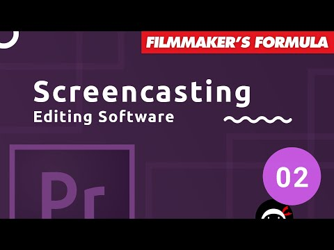 Screencasting Tutorial #2 - Screen Recording & Editing Software thumbnail