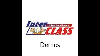 Demos of the Classroom