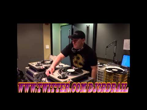 WNUR 893FM CHICAGO DEDICATED REUNION DJ 3RD RAIL & VAUGHN C 102014 ALL VINYL HIP HOP MIX