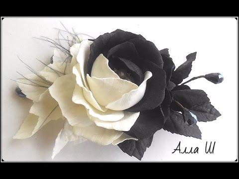 Цветы из бисера Бисероплетение