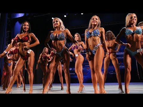 Можно ослепнуть от красоты: девушки фитнес-бикини и фит-модель поборолись за звание лучшей