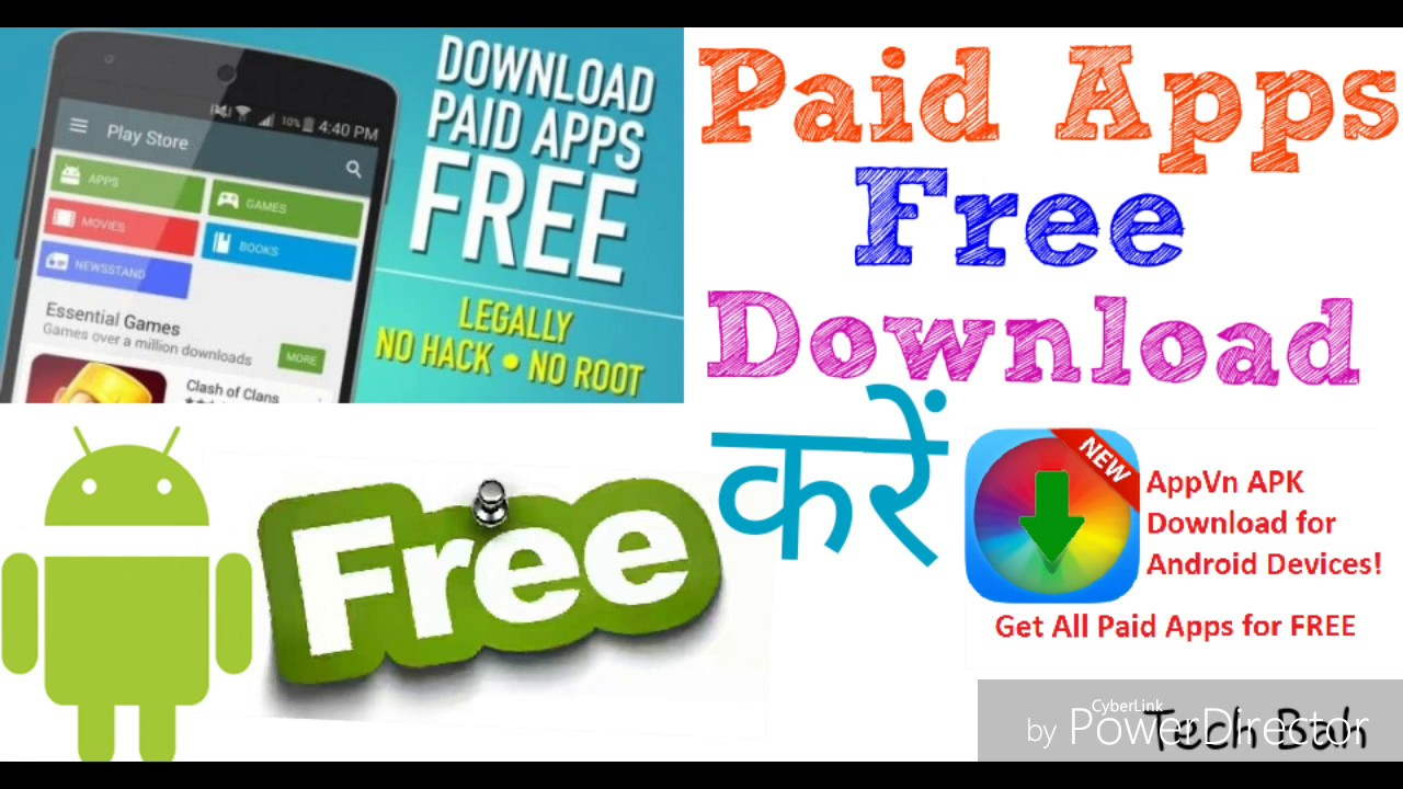how to download play store paid apps for free root