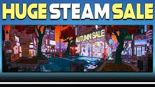 HUGE STEAM SALE LIVE RIGHT NOW + STAR WARS SELLS BIG ON STEAM!