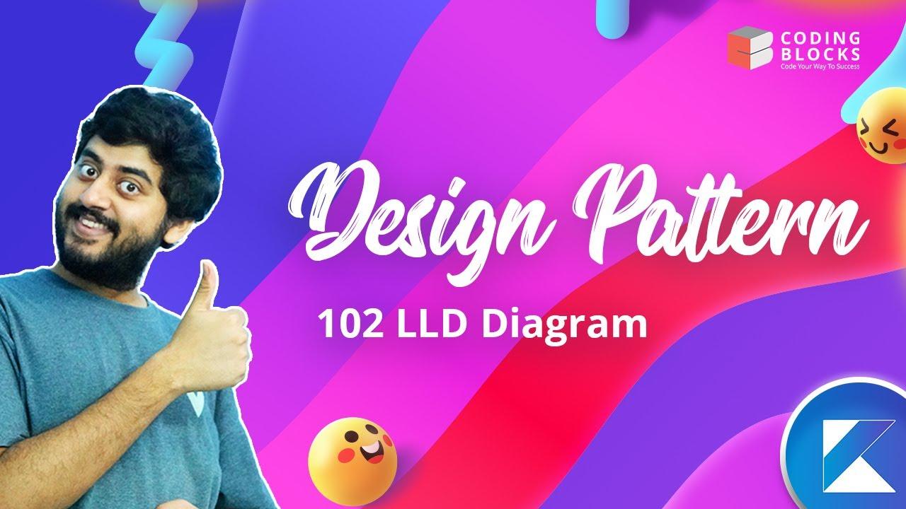 Design Pattern with Kotlin   102 LLD Diagram