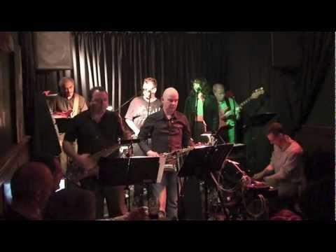 Dublin band AJA - BLACK FRIDAY