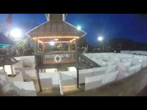 Panama City Beach 2016 - Coconut Creek Maze
