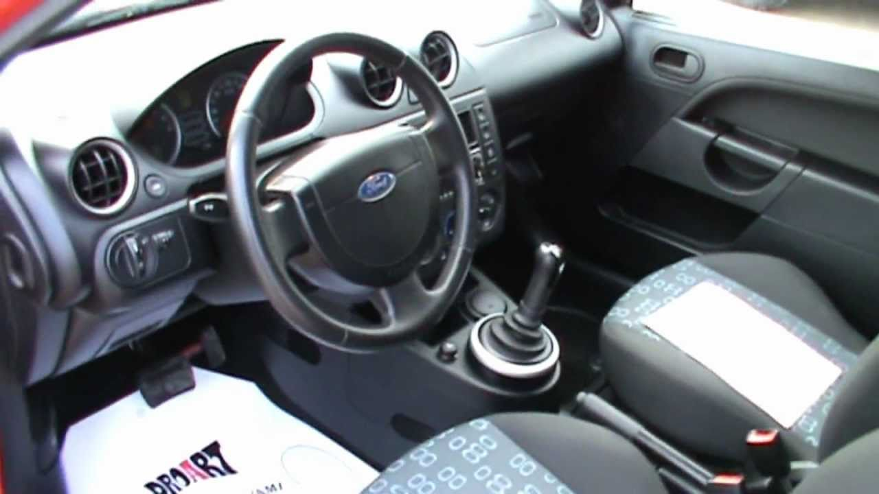 Ford Fiesta Comfort V Tiptronic Full Reviewstart Up Engine And In Depth Tour Youtube