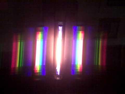 hydrogen, nitrogen, & helium emission spectra