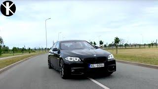 BMW 520d F10, СОВСЕМ НЕ ЕДЕТ? Или жить можно?