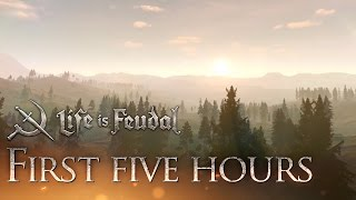 видео Life is Feudal - Life is Feudal: Your Own