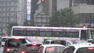 なんと、AKB総選挙の中間発表で1位となった、HKT48の指原莉乃が、高速バスにラッピングされて九州を駆け巡る!・・・・・・・・・・・』 っと、スポーツ紙が記事を載せそうです ...