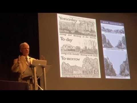 Andrés Duany - The General Theory of Urbanism