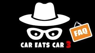 Car Eats Car 3 - Promo codes F.A.Q. / Хищные Машины - Как активировать промо код