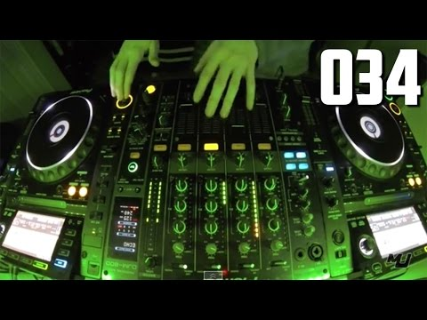 #034 Tech House March 17th 2015