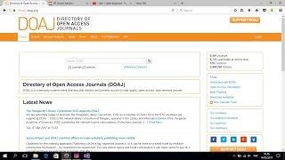 Gambar cover cara mencari dan mendownload jurnal ilmiah secara cepat, mudah dan gratis