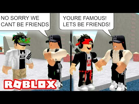 EXPOSING FAME DIGGERS IN ROBLOX PRANK #2 | Roblox Social Experiment