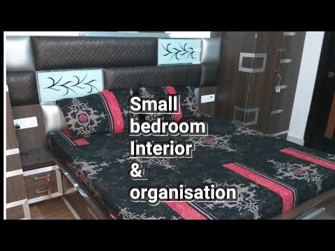INDIAN SMALL ROOM TOUR / SMALL ROOM ORGANIZATION / MY ROOM TOUR / HOUSE TOUR PART 1